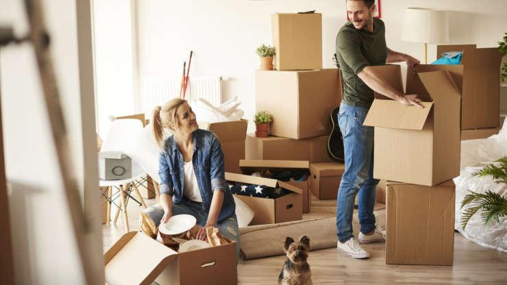 Moving tips avoiding the 7 most common mistakes.