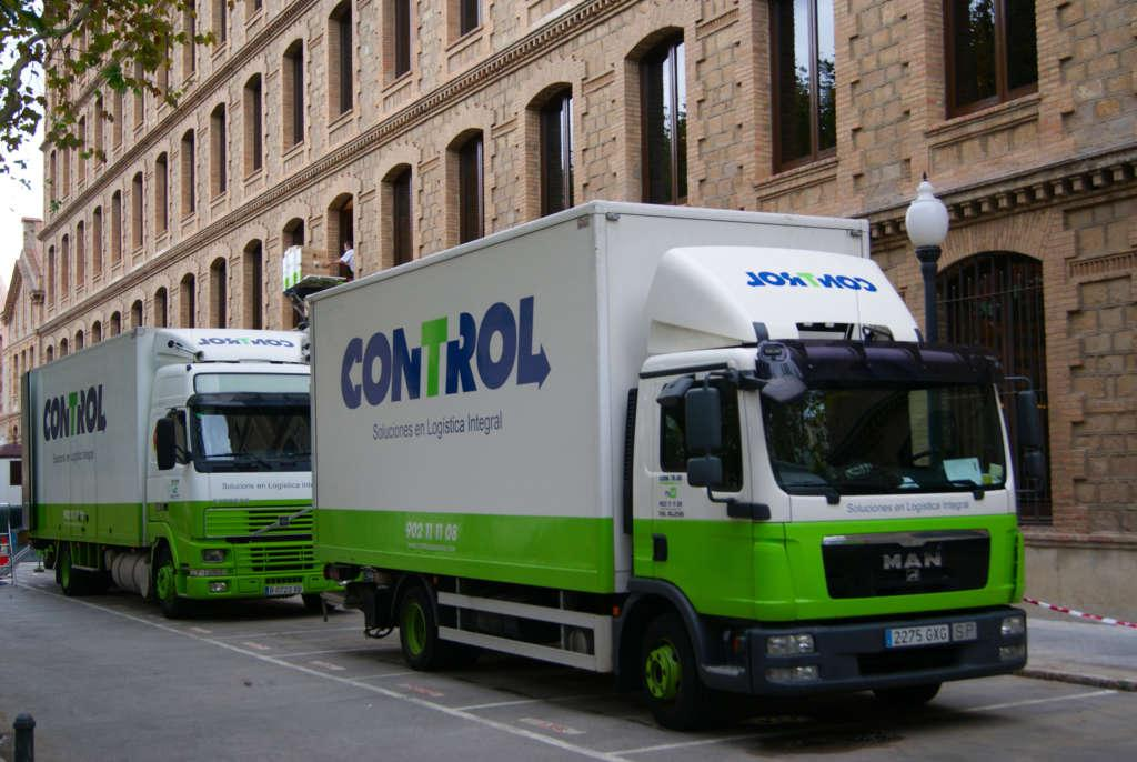 corporate removals in Barcelona